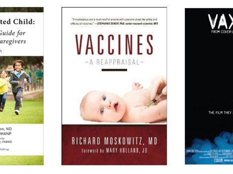 Essential Education For Raising A Vaccine Free Child